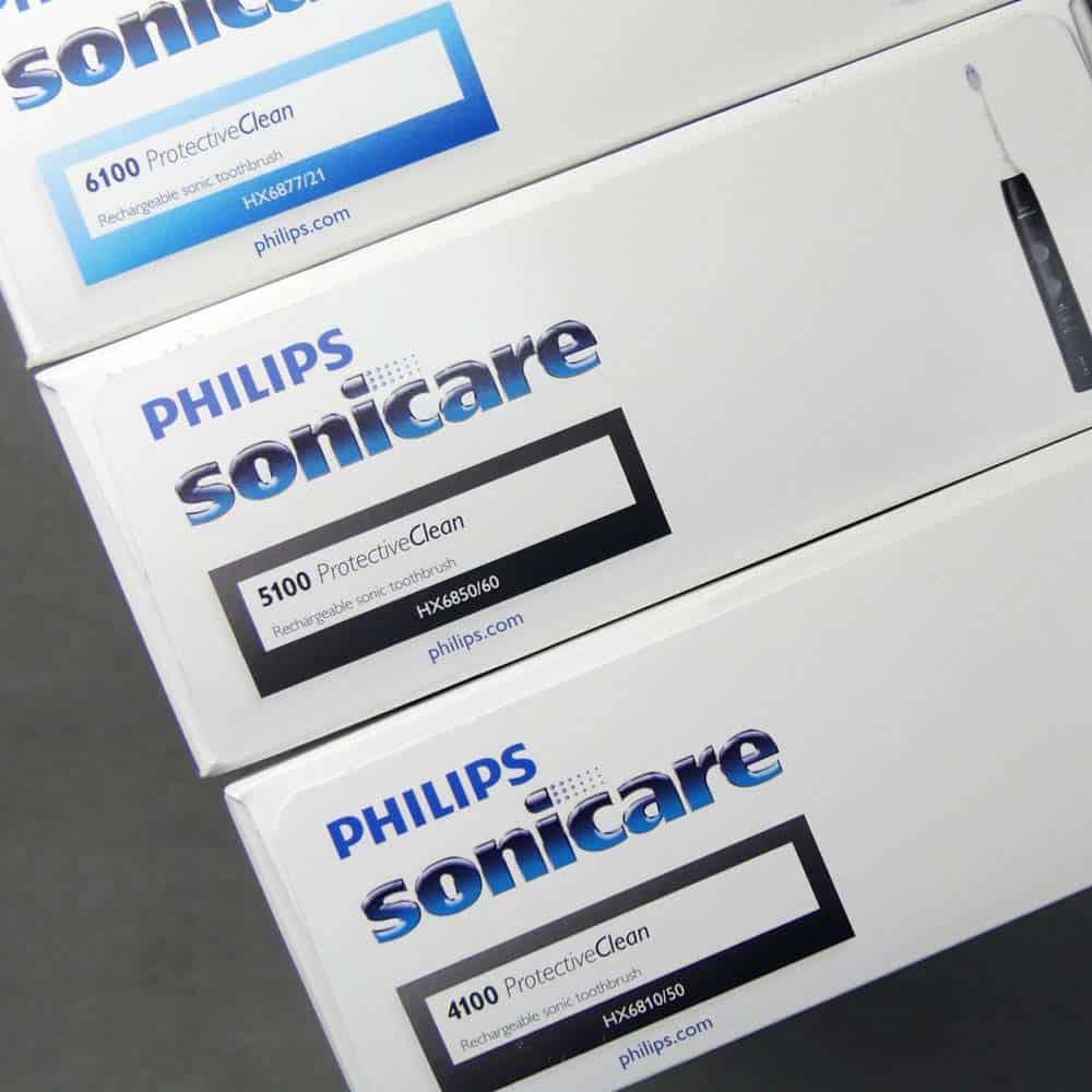 Philips Sonicare ProtectiveClean Comparison - 4100 vs 4500 vs 5100 vs 6100 17
