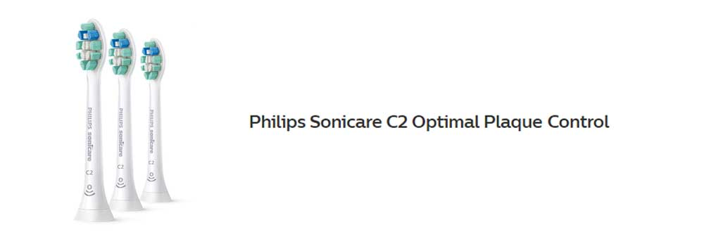 Sonicare C2 Optimal Plaque Control Heads