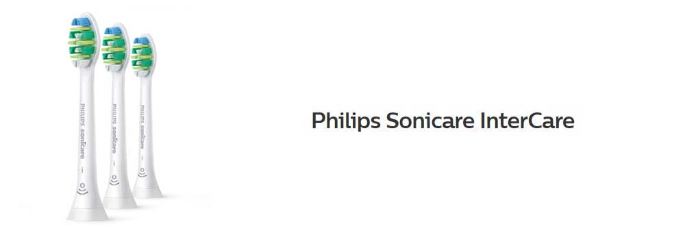 Philips Sonicare I InterCare Heads