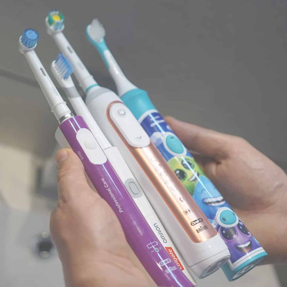 Electric Toothbrush Buyer's Guide 1