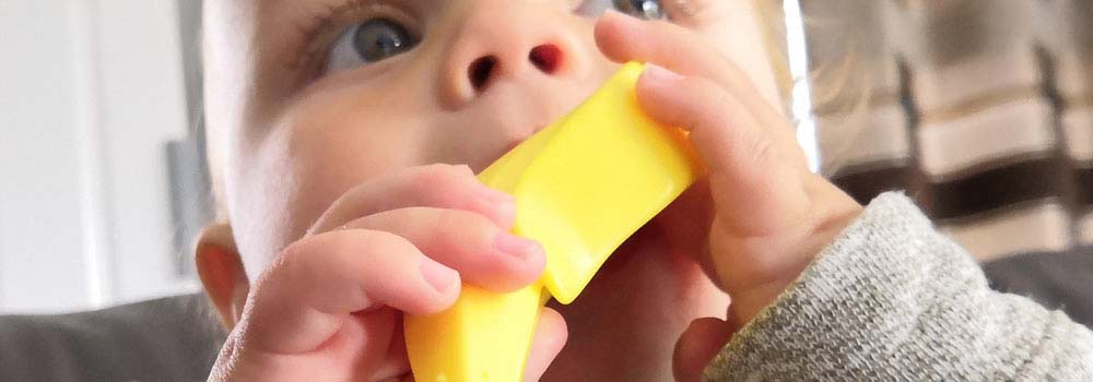 Baby Banana Infant Teether Review 15