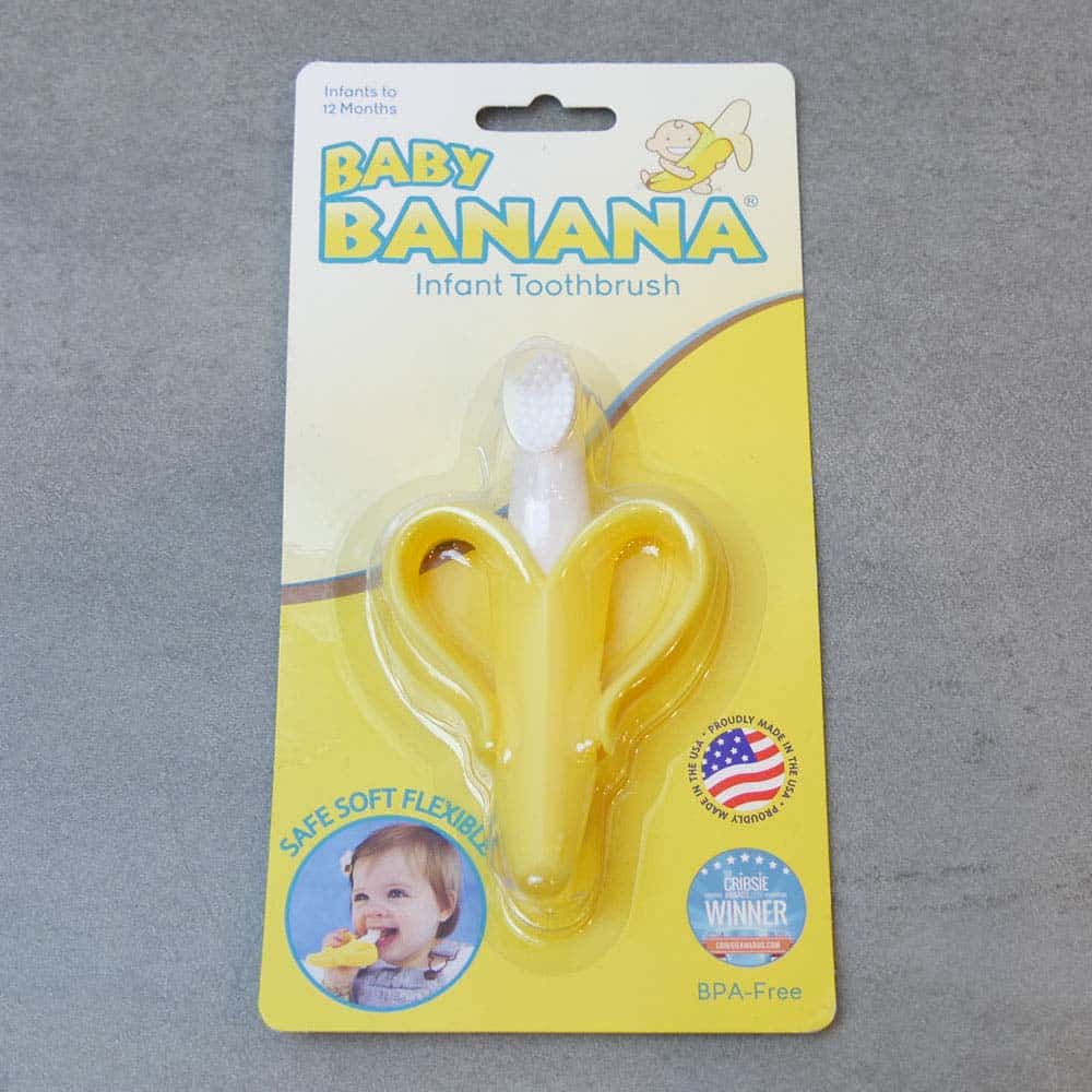 Baby Banana Infant Teether Review 2