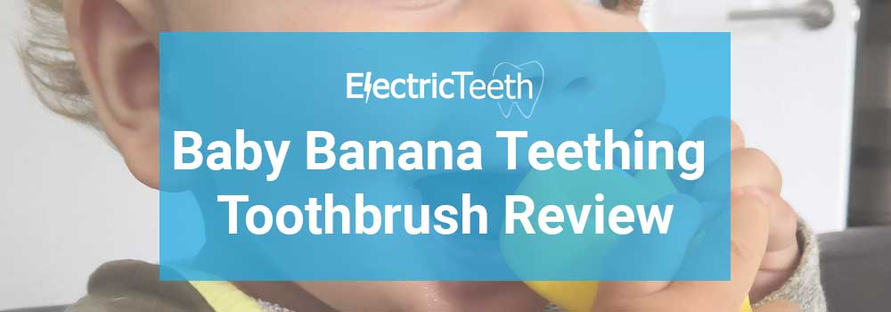 Baby Banana Infant Teether Review - Header Image