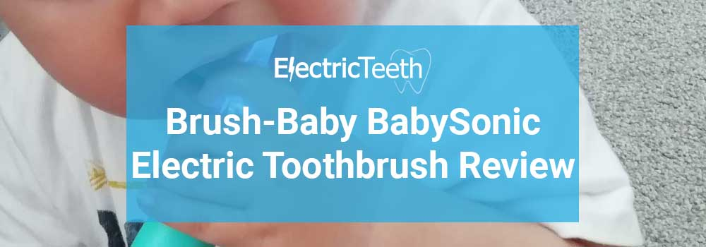 Brush-Baby BabySonic Review - header image