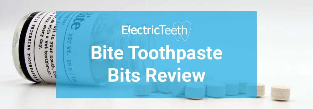 Bite Toothpaste Bits Review