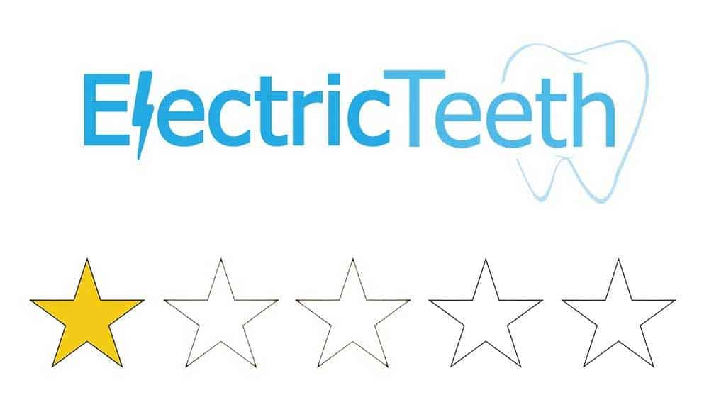 Electric Teeth 1 Star Rating