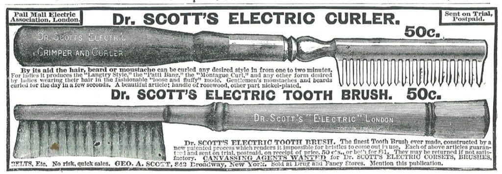 The History Of The Electric Toothbrush 2