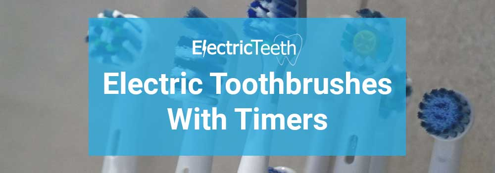 Toothbrushes with Timers