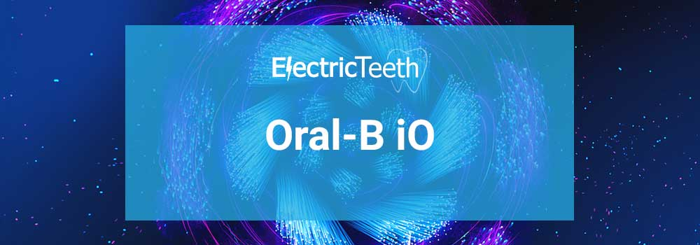 Oral-B iO Electric Toothbrush 1