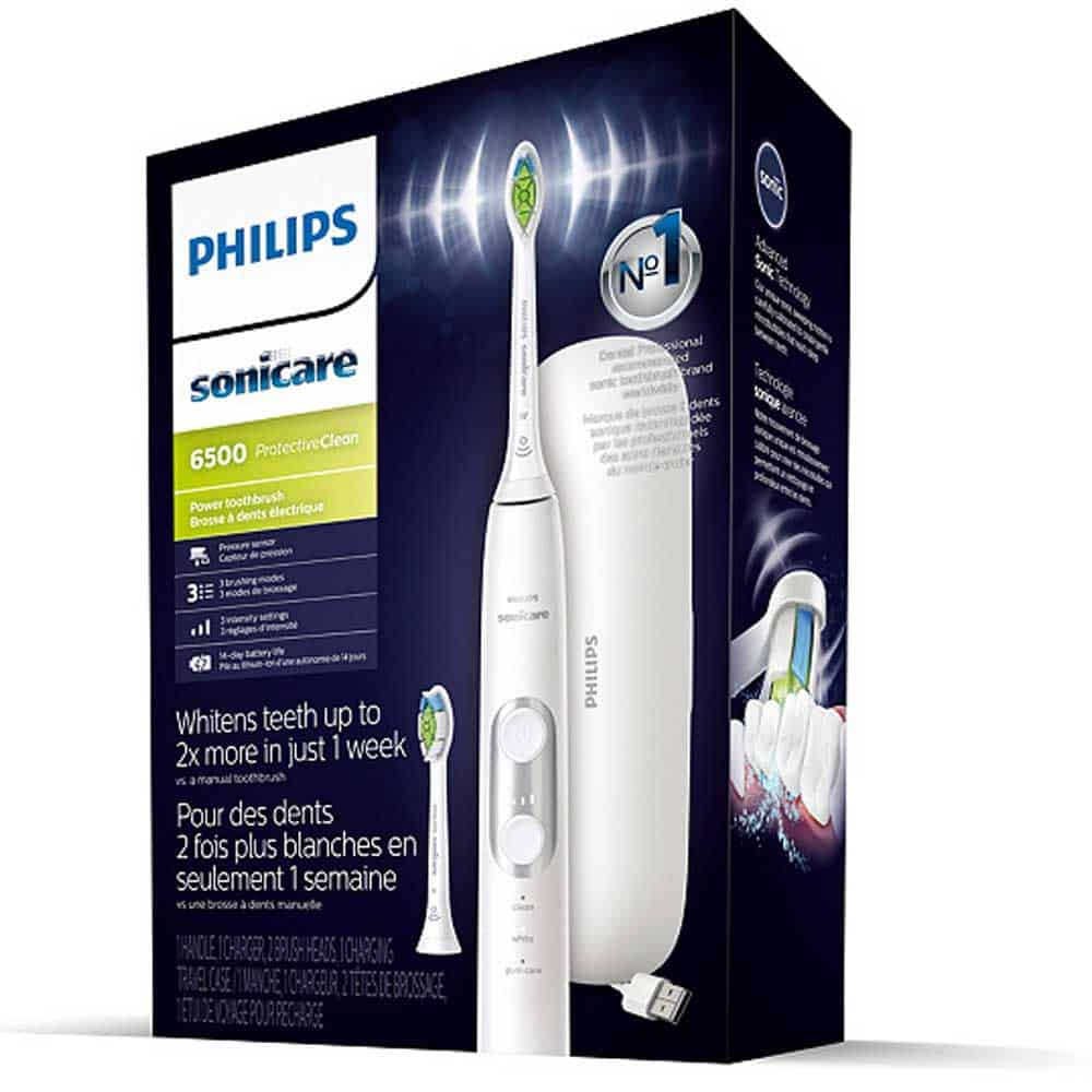 Philips Sonicare ProtectiveClean 5300 Review 3