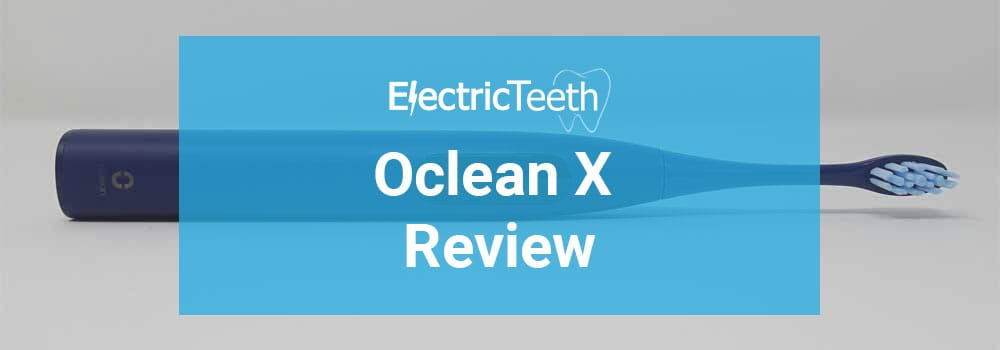 Oclean X review header image