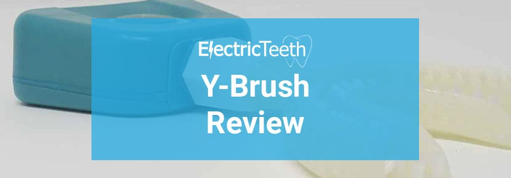 Y-Brush Mouthpiece Toothbrush Review