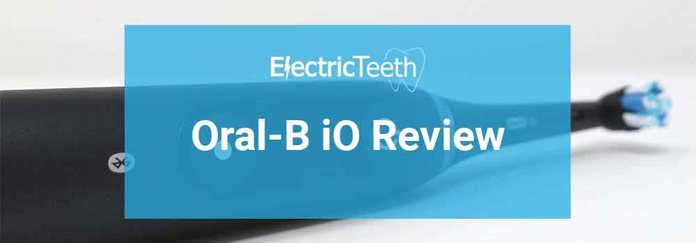 Oral-B iO Review Header Image