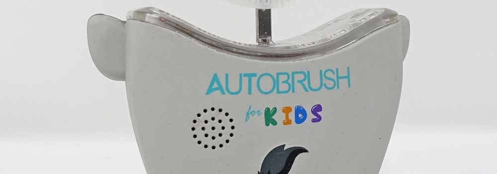 Speaker on AutoBrush Kids