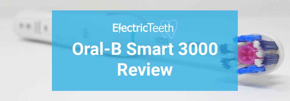 Oral-B Smart 3000 Review 1