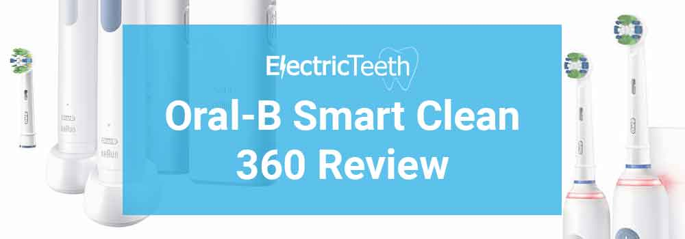 Oral-B Smart Clean 360 Review Header