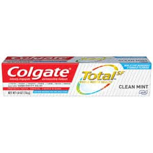 Colgate Total SF Clean Mint
